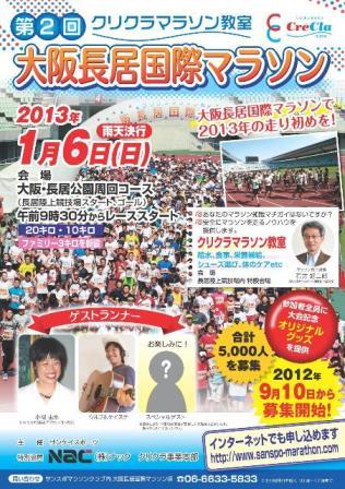 大阪長居国際マラソン